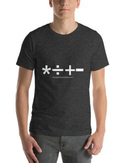 MDAS – Short-Sleeve Unisex T-Shirt